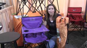 Bag High Chair 50 Campfires Ciao Baby Portable High Chair Youtube