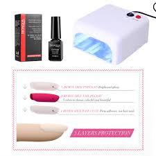 cure nail polish with uv l 36w led uv nail l light gel polish cure nail dryer l nail