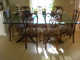 Thomasville Dining Room Table And Chairs by Thomasville Furniture 1950 U0027s Dining Room Table And 8 Chairs