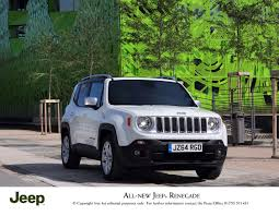 jeep renegade all new jeep renegade prices announced press fiat group