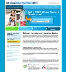 Estimating Homeowners Insurance by Website Launched For Colorado Homeowners For Free Home