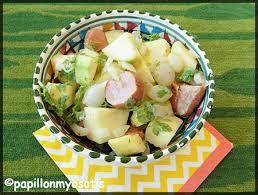 cuisine de francfort salade de courgettes saucisses de francfort salade legumes
