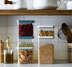 how to store food in a cupboard how to organize your home pantry the new york times