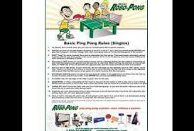 Table Tennis Doubles Rules Simple Table Tennis Rules Pdf Brokeasshome Com