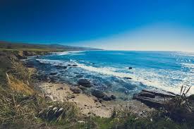 All Island Landscape by Beach Coast Coastline Horizon Island Landscape Free Stock Photos
