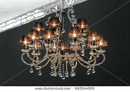 Pottery Barn Chandelier Shades Chandelier With Lamp Shades U2013 Eimat Co