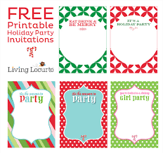 christmas party invitation template invitation template best template collection