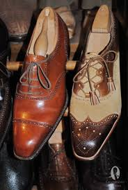 matching shoes for him and brogues shoe wingtip guide for men gentleman s gazette