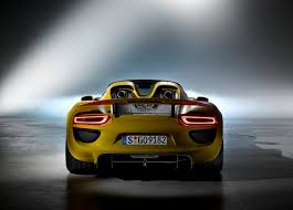 porsche 918 successor unlikely until 2025