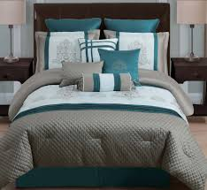 teal and gray comforter set descargas mundiales com