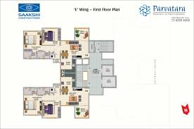 Tara Floor Plan by Saakshi Constructions Pvt Ltd Pune Top Builders With Best Real