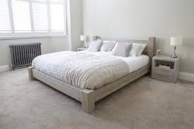 reclaimed wooden beds rustic solid wood bed frames u2013 eat sleep live