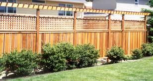 trellis panel fence post height extenders best idea garden