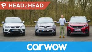 peugeot dealer best toyota c hr vs peugeot 3008 vs seat ateca which is the best suv