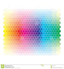 color spectrum abstract wheel colorful diagram ba stock image