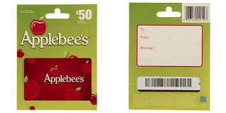 applebee gift card 50 applebee s gift card just 39living rich with coupons