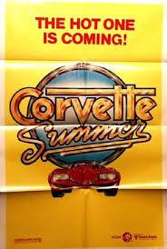 corvette summer corvette summer poster 1 of 3 imp awards