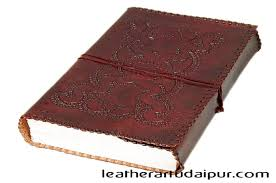 leather photo album leather udaipur rajasthan india leather journal