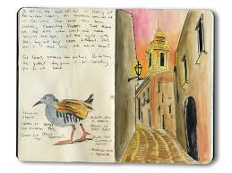 sicily sketch journal sketches from sicily italy