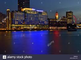 sea containers house oxo tower wharf south bank london united