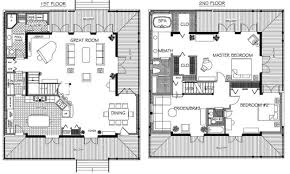 Modern Contemporary Floor Plans by Tropical House Design Floor Plan