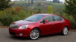 used buick verano review 2012 2016