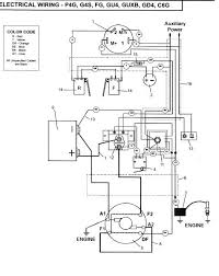 yamaha g22 golf cart parts manual repair spark wiring diagram