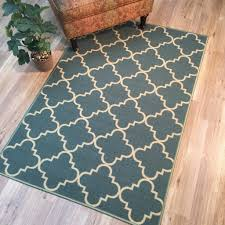 Brown And Turquoise Area Rugs Best Accent Area Rugs For Entry Way Kitchen Bedroom Carpet