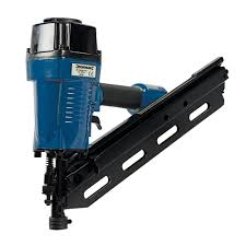 Central Pneumatic Framing Nail Gun by Silverline Air Framing Nailer 90mm 10 12 Gauge 282400 Framing