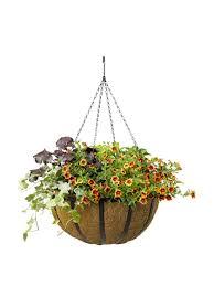 hanging planter basket hanging baskets hanging planters hanging flower baskets pots