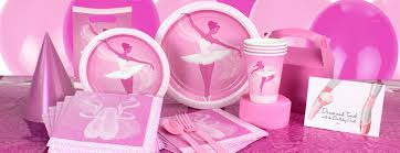 ballerina party supplies ballerina party supplies woodies party