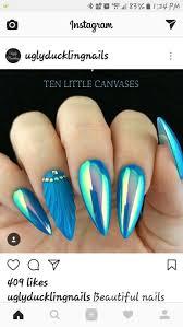73 best chrome mirror nails u0026 nail art design tutorial video