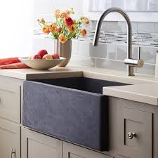 farmhouse 3018 nativestone kitchen apron sink native trails