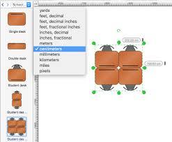 Classroom Floor Plan Builder Creating A Classroom Floor Plan Conceptdraw Helpdesk