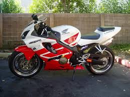 honda cbr f4i some updated pics after pipe undertail polished rims peep it