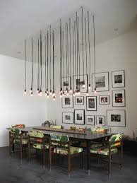 wow industrial lights the minimal dining rooms with natural and