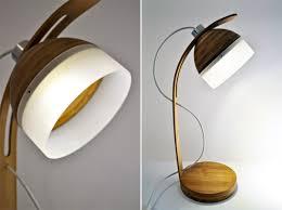 Bamboo Desk Lamp Bamboo Desk Lamp U2013 The Design Tabloid