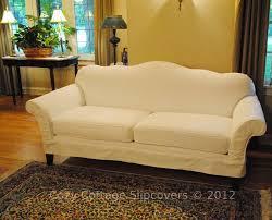 Slipcover For Pillow Back Sofa Slipcovers For Sofas