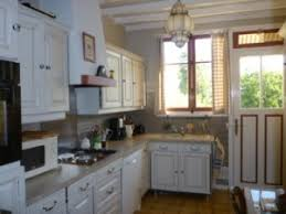 peindre cuisine rustique relooker une cuisine rustique lf ambiances et déco