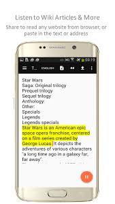 text to speech engine apk ttsreader pro text to speech 1 84 apk android