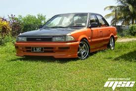 toyota corolla pimped best pics of modified cars toyota ae91 corolla