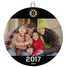 nhl hockey personalized photo ornament personalized ornaments