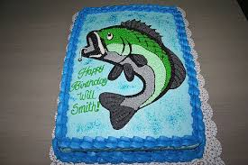 bass fish cake bass fishing cake let me what you think of my