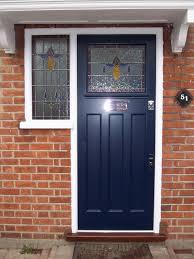Composite Exterior Doors 1930s Composite Front Doors Home Decorating Ideas
