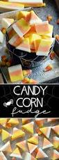 candy corn fudge something swanky