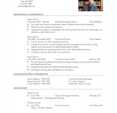 Youth Ministry Resume Examples by Youth Pastor Resume Example Contegri Com