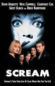 film horror wes craven urlo poster del film horror wes craven in urlo poster del film
