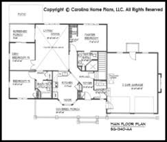 craftsman style floor plans small craftsman style house plan sg 1340 sq ft affordable small