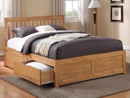 Best 25 Beds With Storage by Amazing Flintshire Furniture Pentre Oak Finish 2 Drawer Bed Frame