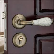 Bedroom Door Lock by Online Buy Wholesale Room Door Lock From China Room Door Lock